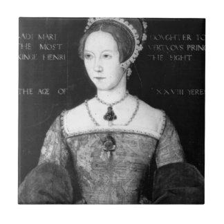 Princess Mary Tudor Small Square Tile