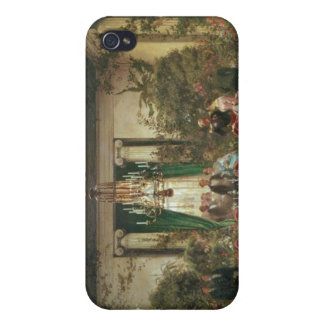 Princess Mathilde's Salle-a-Manger iPhone 4 Cover