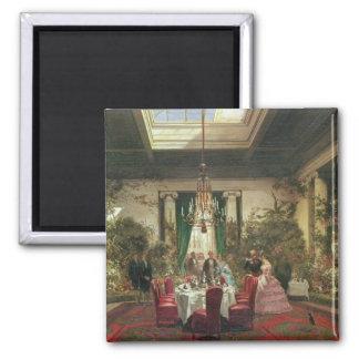 Princess Mathilde's Salle-a-Manger Magnet