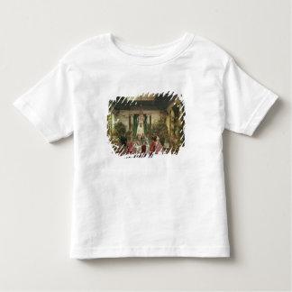 Princess Mathilde's Salle-a-Manger Toddler T-shirt