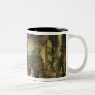 Princess Mathilde's Salle-a-Manger Two-Tone Coffee Mug
