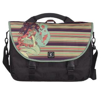 Princess Mermaid Laptop Commuter Bag