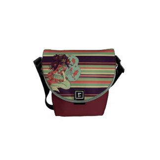 Princess Mermaid Courier Bags