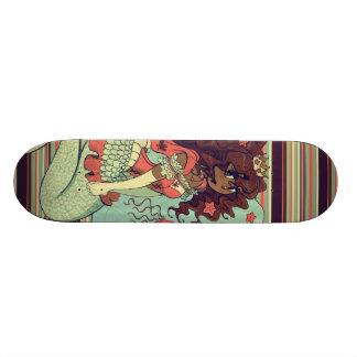 Princess Mermaid Skateboards