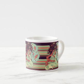 Princess Mermaid Espresso Mug
