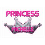 Princess Michelle Post Card