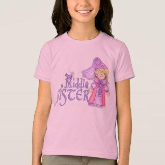 Princess MIddle Sister T-shirts
