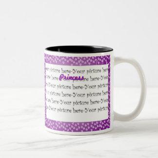Princess Mini Heart Mug