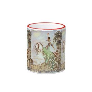 Princess Minon-Minette by Kay Nielsen Ringer Coffee Mug