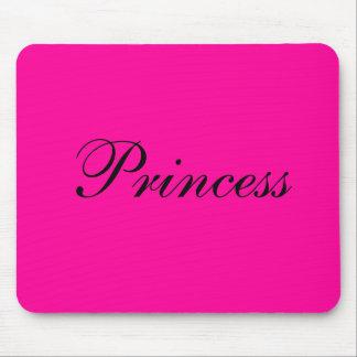Princess mouse pad