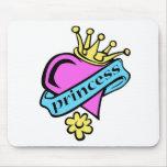Princess Mousepads