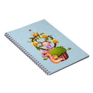 Princess Muffin Notebook