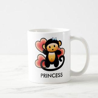 Princess Classic White Coffee Mug