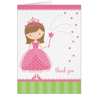 Princess Note Cards Greeting Cards