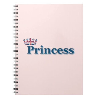 Princess Notebook
