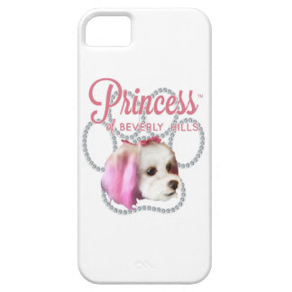 Princess of Beverly Hills iPhone SE/5/5s Case