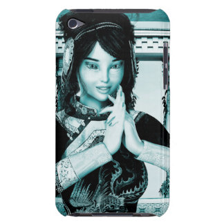 Princess of China Barely There iPod Cover