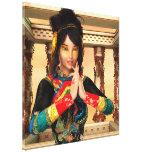 Princess of China Canvas Print