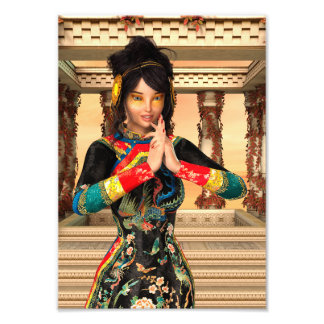 Princess of China Photo Print