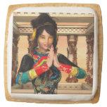 Princess of China Square Premium Shortbread Cookie