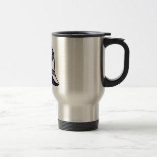 Princess of Clubs White Rabbit Coffee Mugs