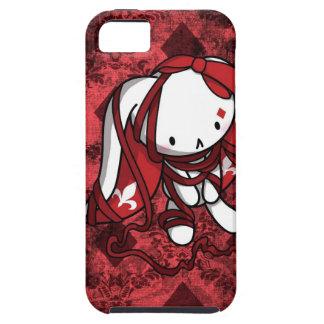 Princess of Diamonds White Rabbit iPhone SE/5/5s Case