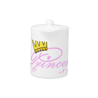 Princess Of Everything Teapot