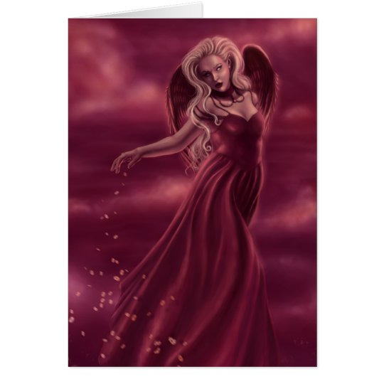 Princess of Hearts card