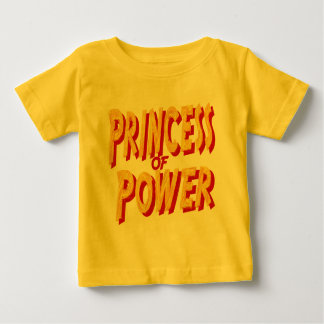 Princess Of  Power-Kid's Wear T-Shirt