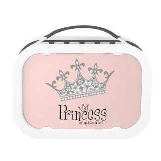 Princess of Quite A Lot Lunch Box