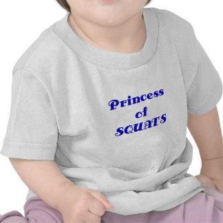 Princess of Squats T-shirt