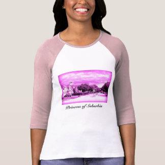 Princess of Suburbia Women T-Shirt