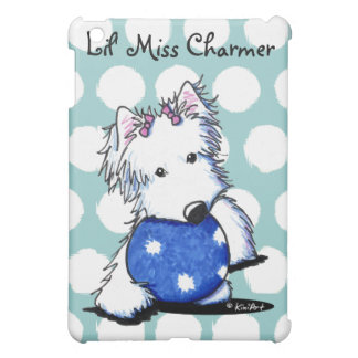 Princess Of The Ball Westie Cover For The iPad Mini