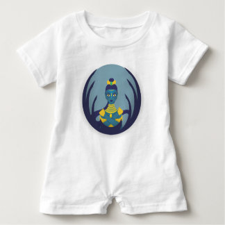 Princess of the moon baby romper