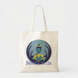 Princess of the moon tote bag