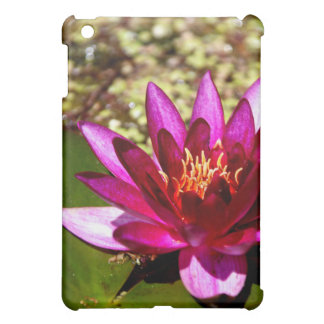Princess of the Pond Floral Design Cover For The iPad Mini