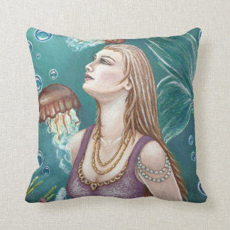 Princess of the Sea Pillow