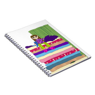 Princess on the Pea Notebook