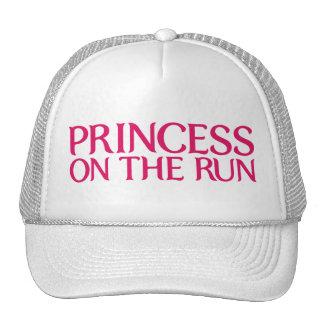 Princess on the run hat