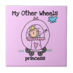 Princess Other Wheels Tiles