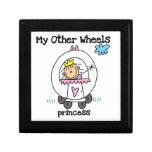 Princess Other Wheels Trinket Box