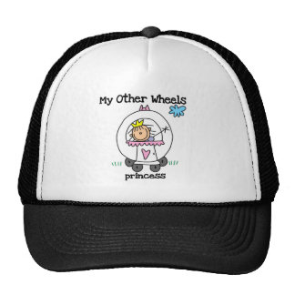 Princess Other Wheels Trucker Hat