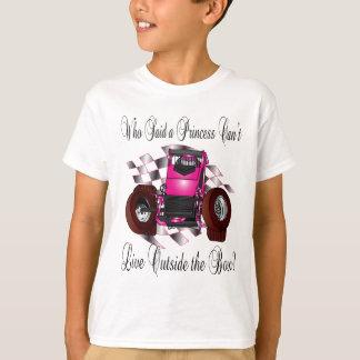 Princess outside the bos T-Shirt