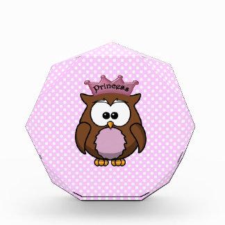 Princess owl award