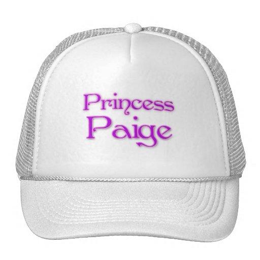 Princess Paige Trucker Hat