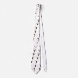 Princess Paleontologist Neck Tie