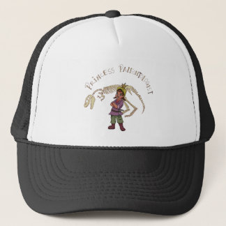 Princess Paleontologist Trucker Hat
