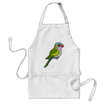 Princess Parrot Adult Apron