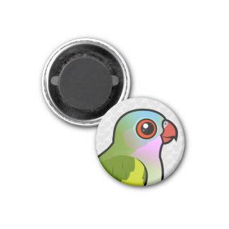 Princess Parrot Magnet
