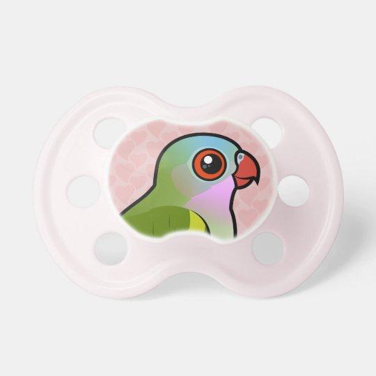 Princess Parrot Pacifier